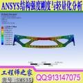 ANSYS18.0 Workbench结构强度刚度与轻量化有限元分析设计课程视频教程